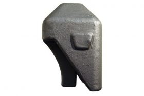 Drive cap for U channel posts